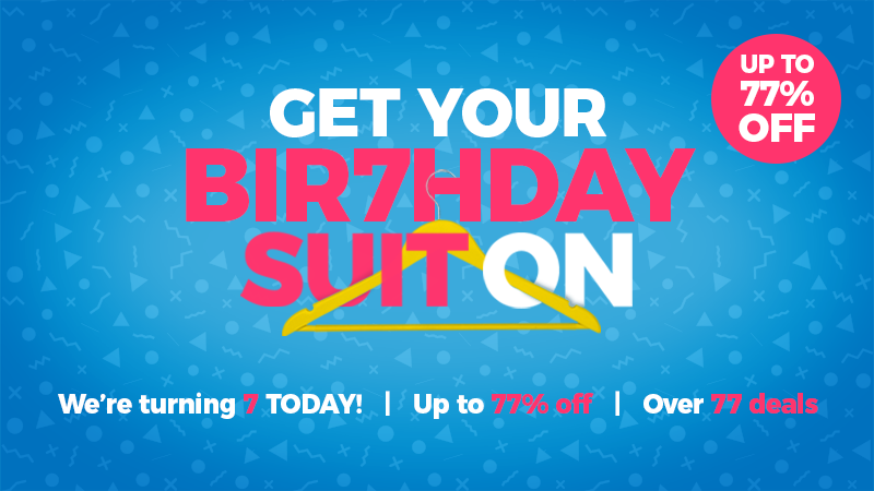 OneDayOnly bday header