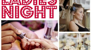 Cape Town Beauty Bar ladies night