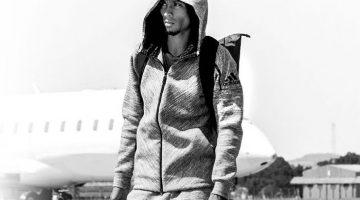 Adidas Z.N.E. Travel hoodie