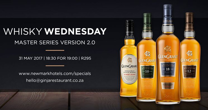 Whisky Wednesdays Ginja