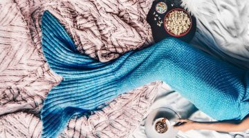MRP mermaid blankets