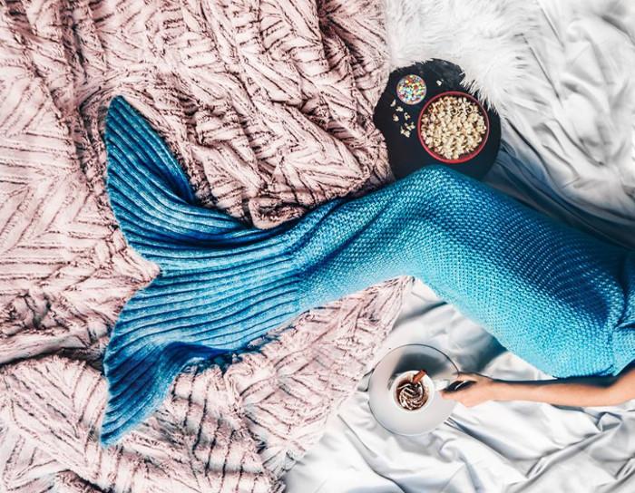 MRP mermaid blankets