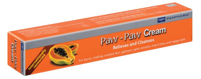 Penpharm Paw Paw Ointment & Cream