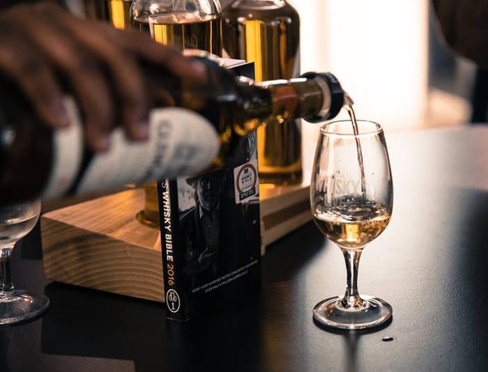 Whisky Wednesdays Ginja