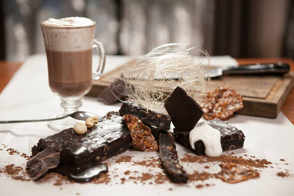 Get Chocolate Wasted in July at Trees Restaurant, Cape Town  