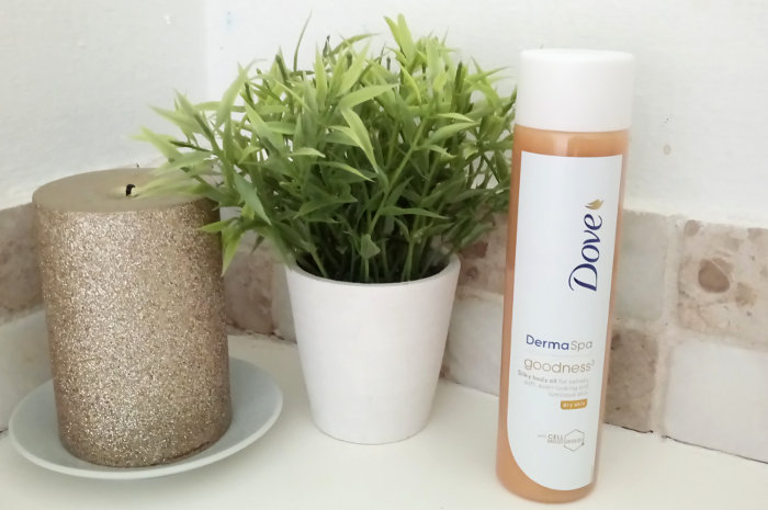 Dove DermaSpa Hand and Body range