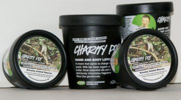 Lush Charity Pot