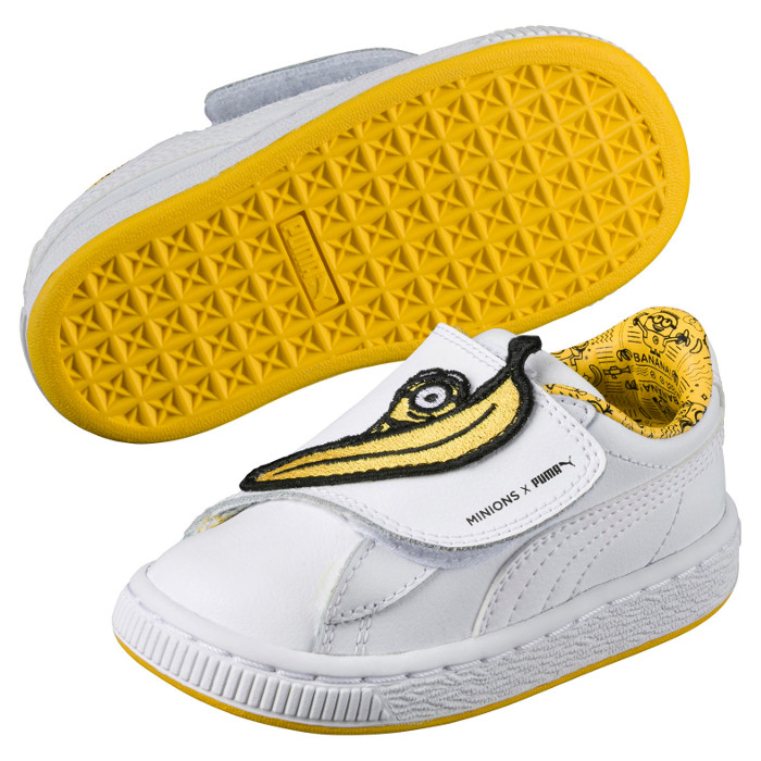 Puma Launches Minions Inspired Sneaker Collection for Kids  cd840b8e2