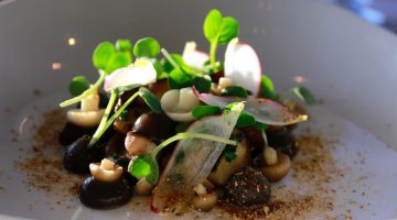 Twelve Apostles Vegan Tasting Menu