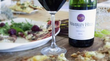 Waverley Hills winter menu