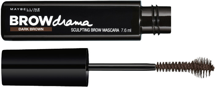 Maybelline's Brow Drama Sculpting Brow Mascara