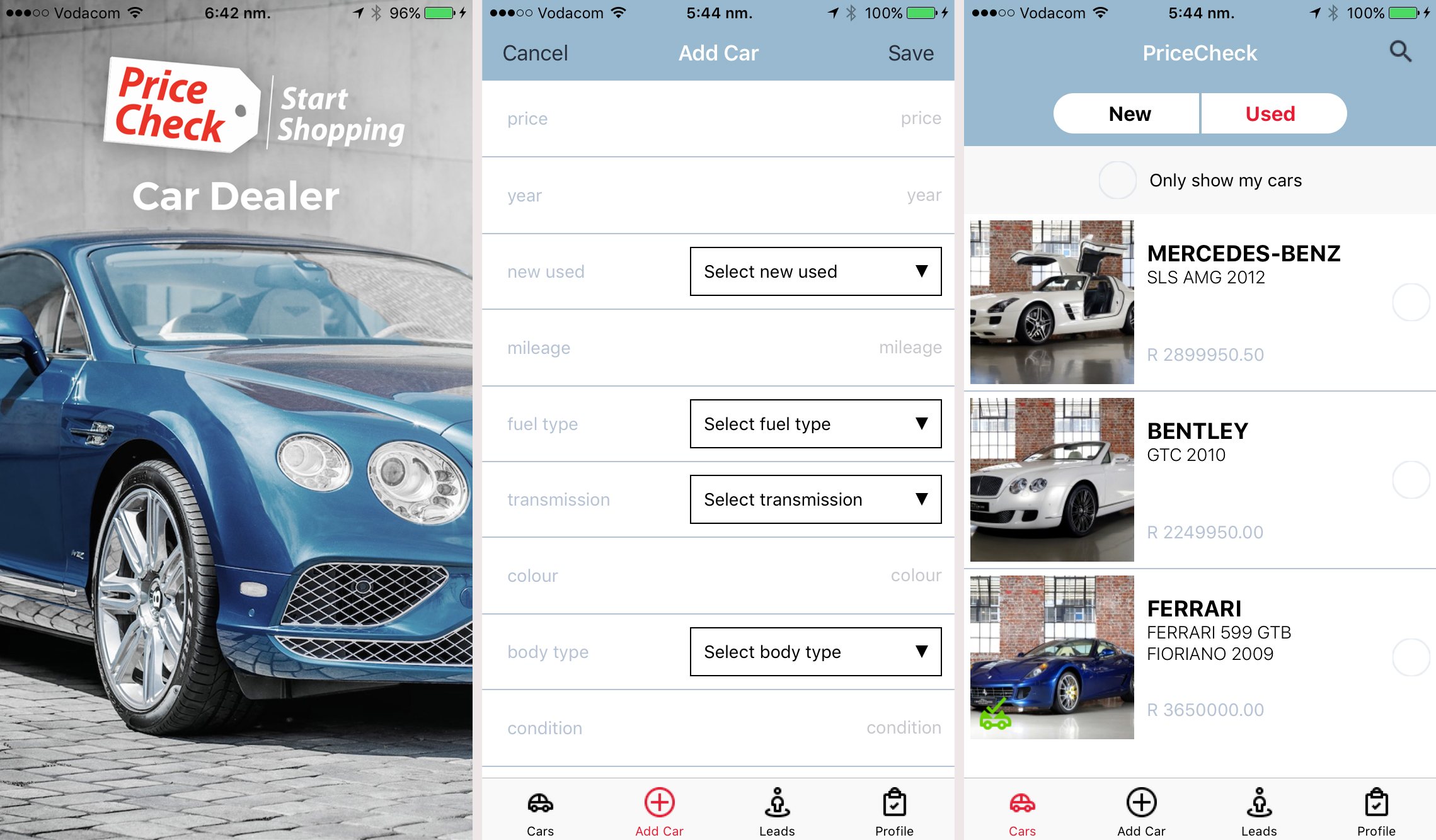 PriceCheck's New App Makes Shopping for & Selling Cars a