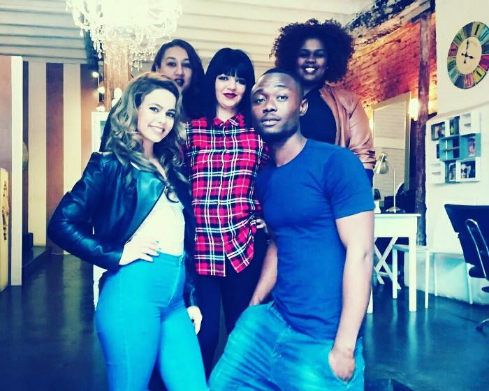 Cape Town Beauty Bar team