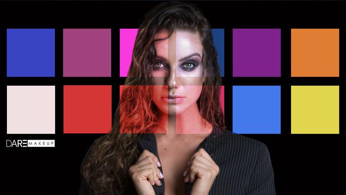 Dare Makeup