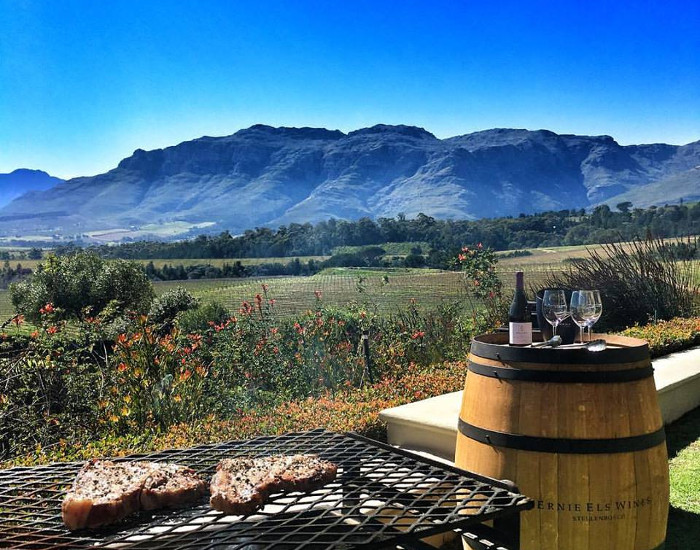 Braai with a view