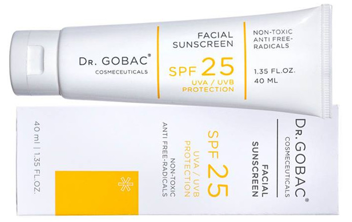 Dr Gobac Facial Sunscreen