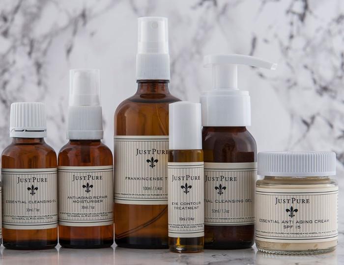 Just Pure essential anti-aging cream spf15