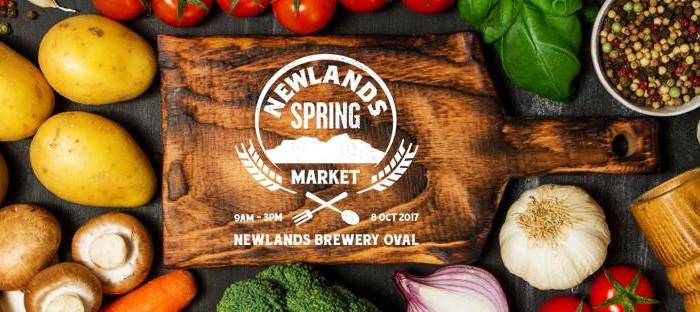Newlands Spring Market