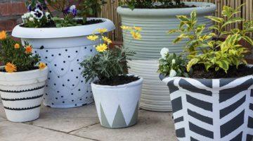 Builders pots