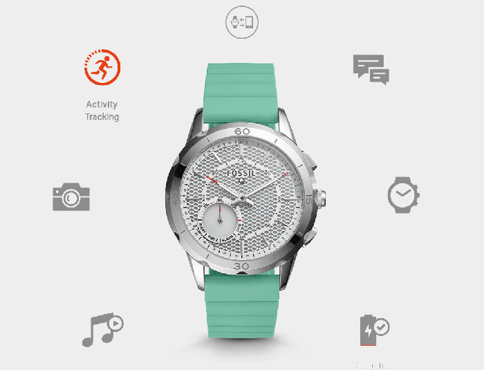 Fossil Q Modern Pursuit Smartwatch