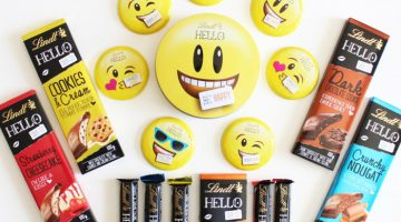 Lindt Hello Emoti