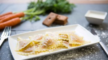 Pasta day Ravioli