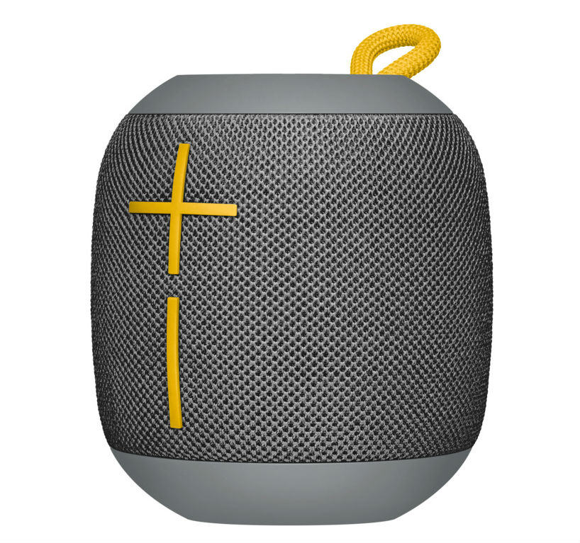 ULTIMATE EARS' WONDERBOOM BLUETOOTH SPEAKER