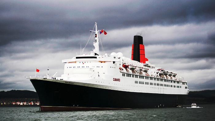 Cunard Cruise to Alaska