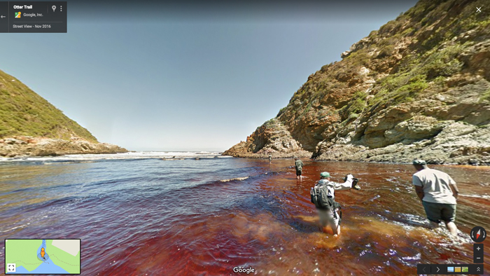 All of South Africa\'s National Parks Are Now on Google Street View |