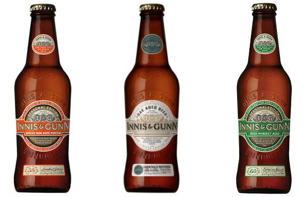 Innis Gunn Christmas Beers