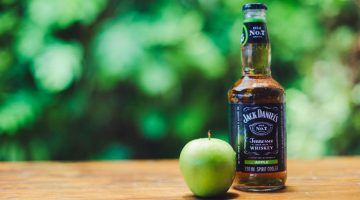 Jack and Apple Jack Daniel's