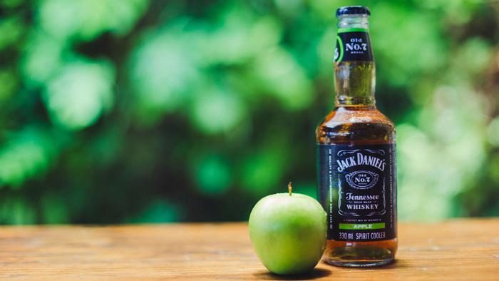 Jack and Apple Jack Daniel's