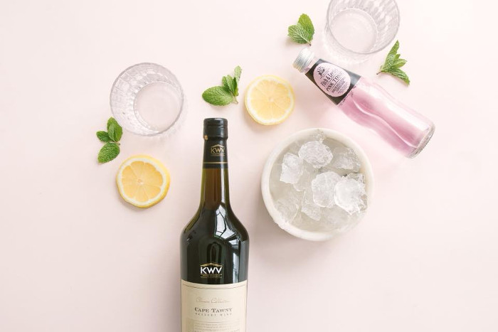 KWV Tawny and Tonic