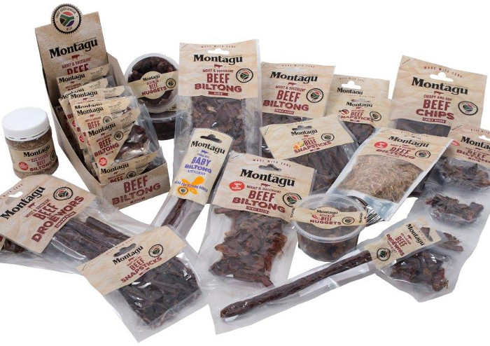 Montagu Dried Fruits & Nuts