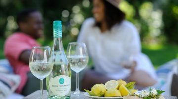 Robertson Winery Lightly Sparkling Sauvignon Blanc