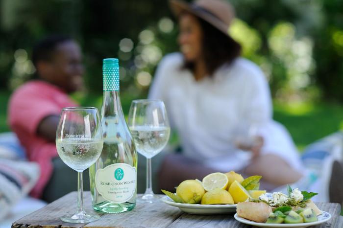 Robertson Winery Lightly Sparkling Sauvignon Blanc