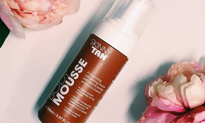 Skinny Tan Body Mousse
