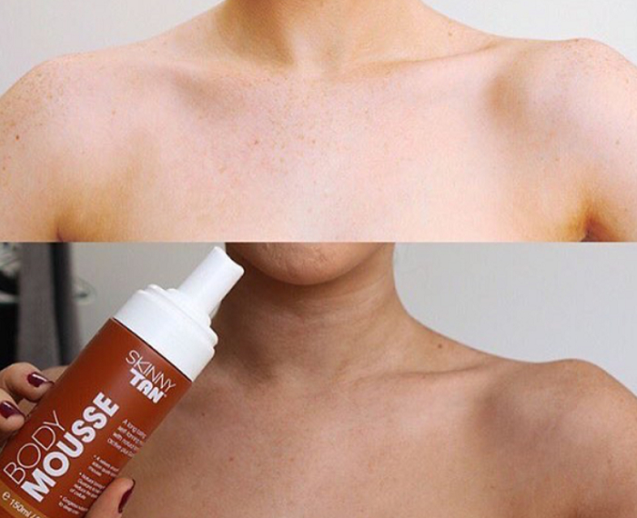 Skinny Tan Body Mousse