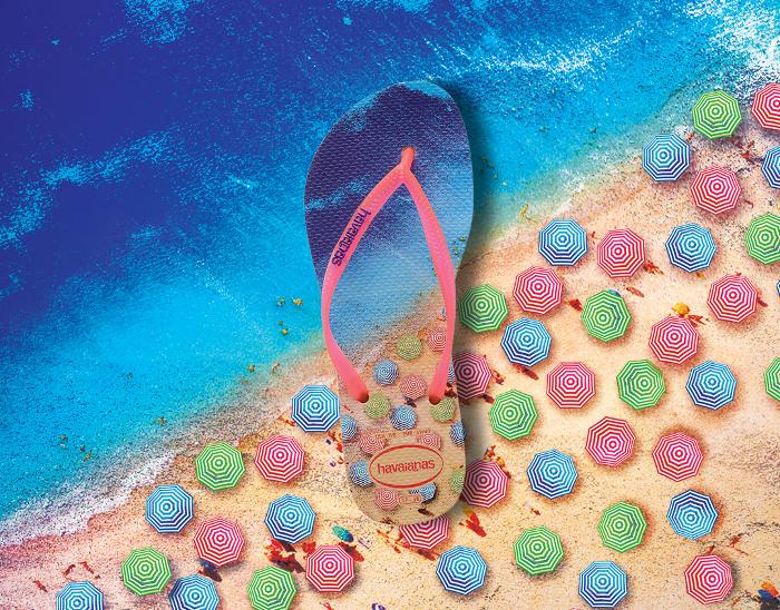 Havaianas spring/summer 2018 collection