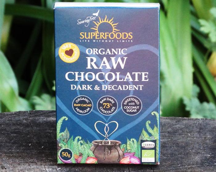 Superfoods Chocolate