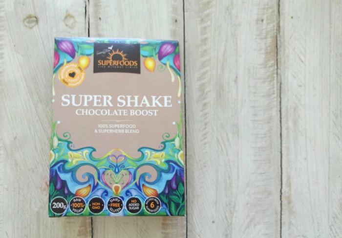 Superfood Shake Chocolate Boost