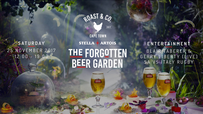 The Forgotten Beergarden