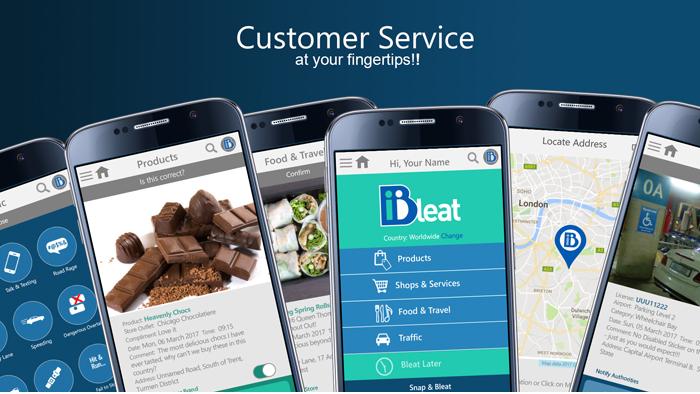 iBleat app