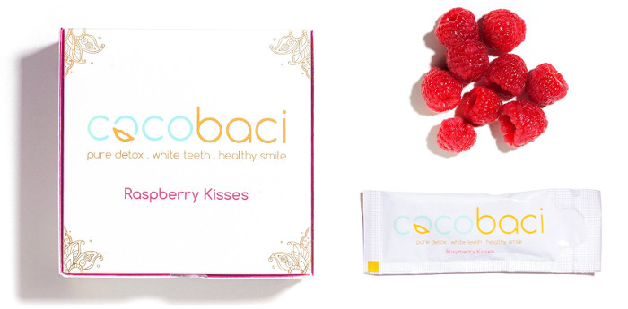CocoBaci Oil Pulling Sachets