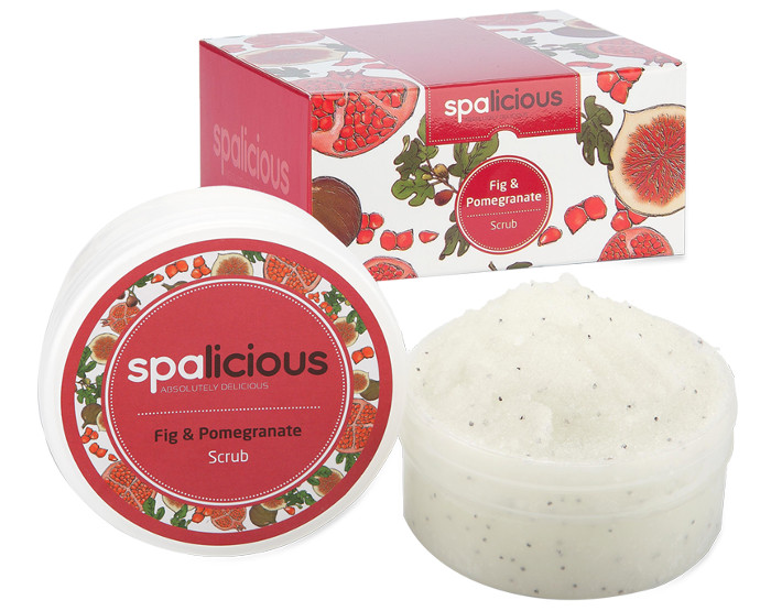 Spalicious Fig & Pomegranate