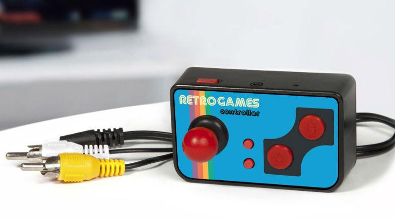 Plug-N-Play Retro TV Games