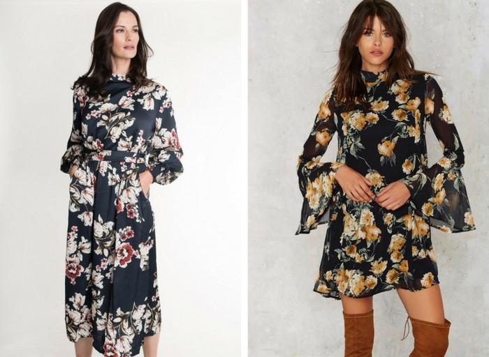 Flower Power Fashion Trend