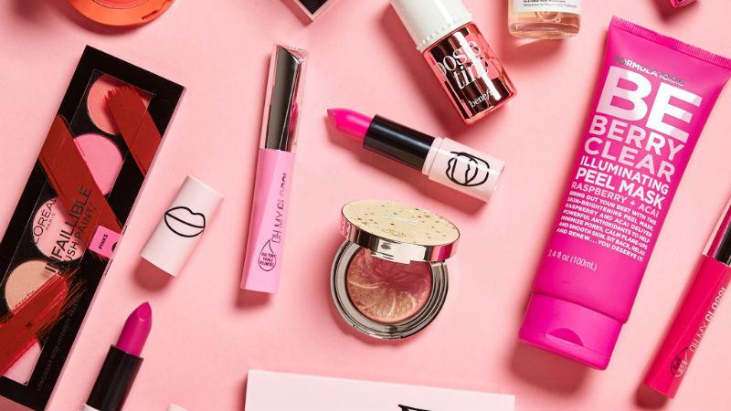 Asos makeup