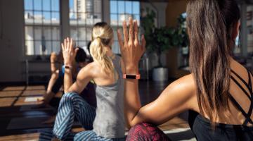 Fit Bit Yoga