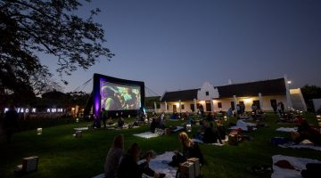 Spier outdoor movies